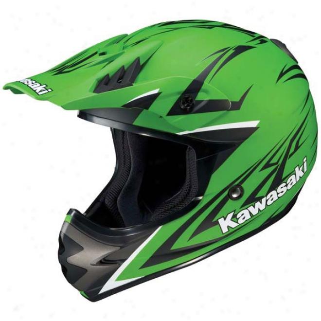 Ac-x3 Kawasaki Kx3 Helmet