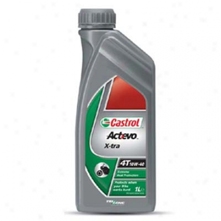 Act-evo X-tra 4t Engine Oil