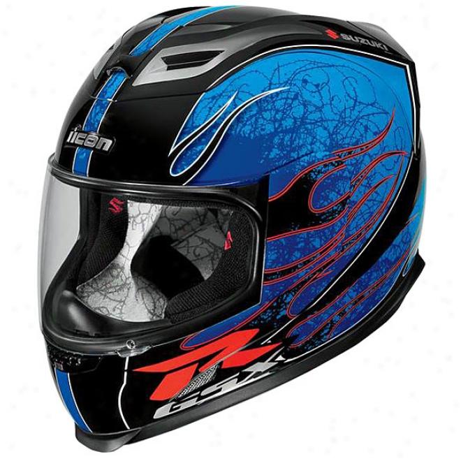 Airframe Claymore Suzuki Helmet