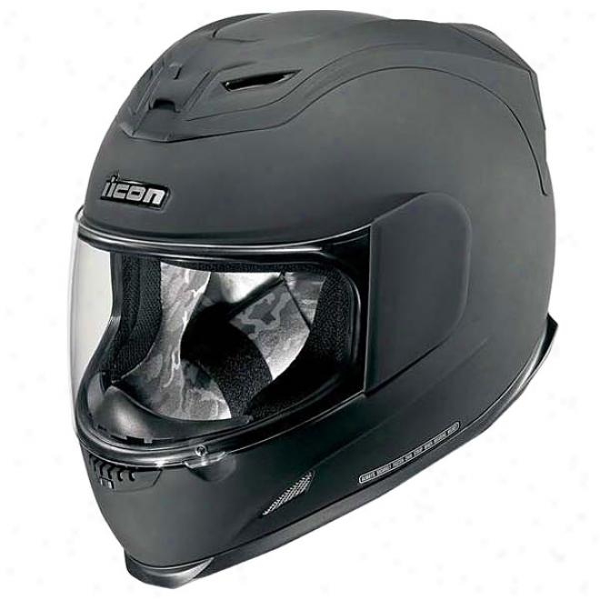 Airframe Solid Rubatone Helmet