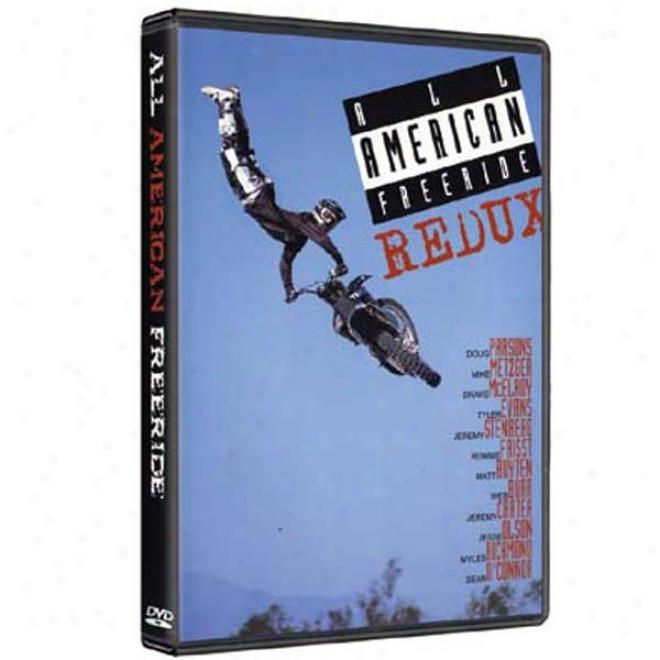 All Ameridan Freerid eRedux Dvd