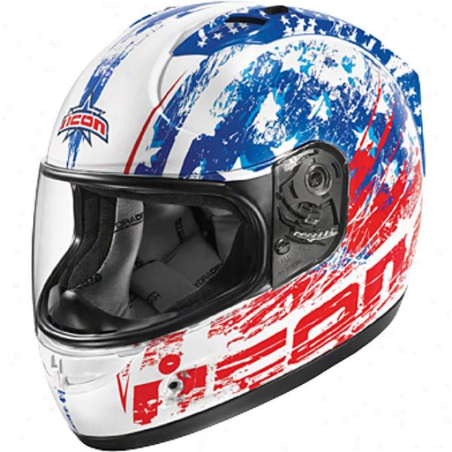 Alliance Ssr Americana Helmet