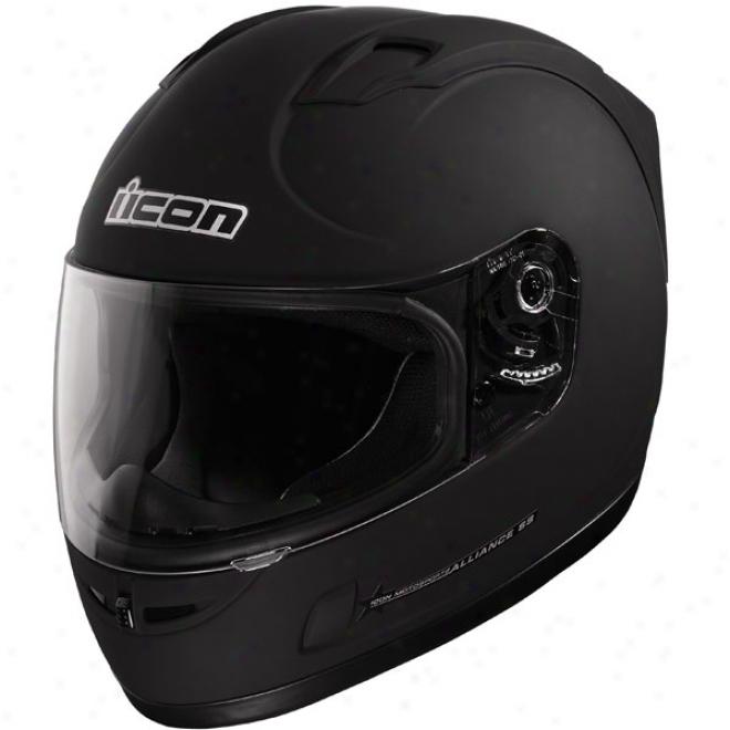 Alliance Ssr Solid Rubatone Helmet