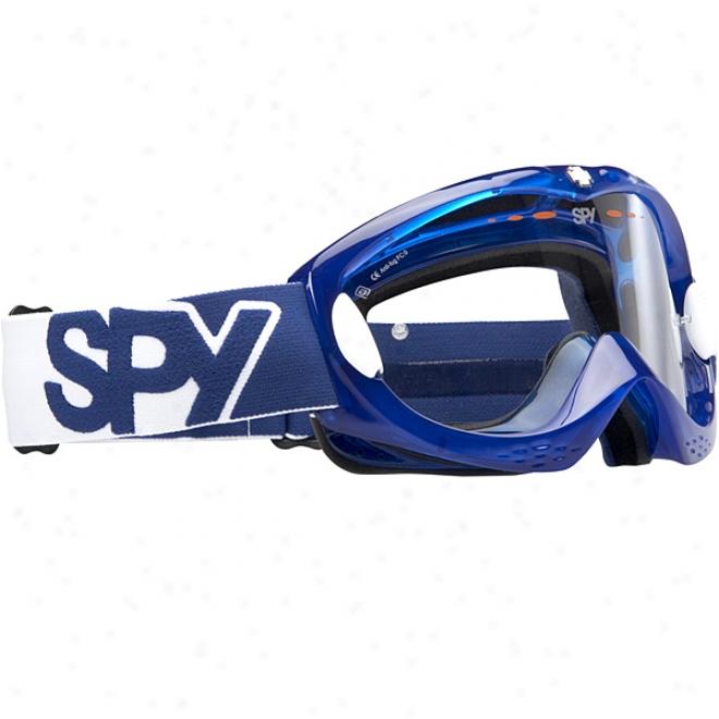 Alloy Dual Pane Goggles