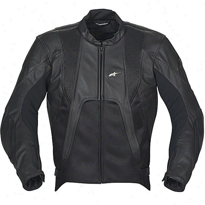 Alloy Leathher Jacket