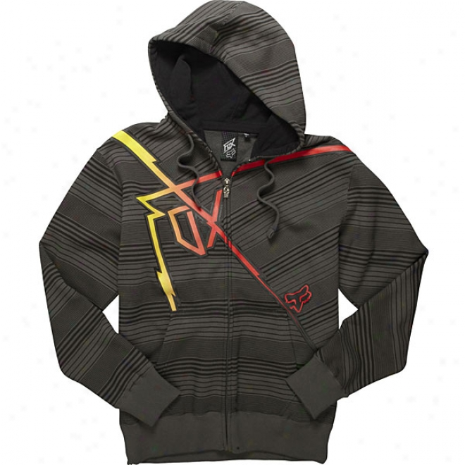 Amplifier Zip-up Hoody