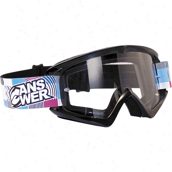 Apex Checkers Goggles