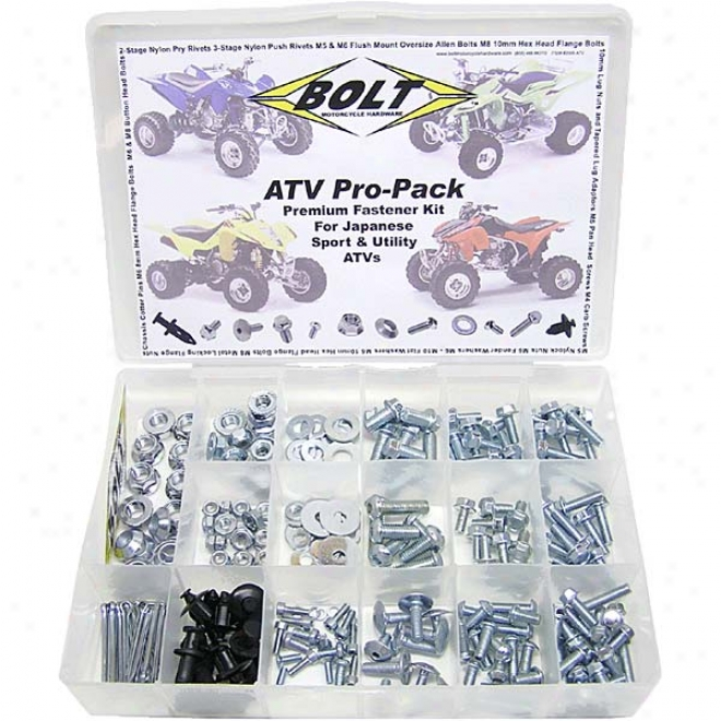 Atv Pro-pack Bolt Kit