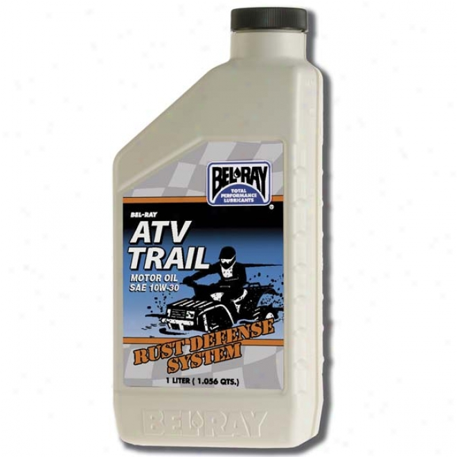 Atv Trail Motor Oil With Rust Defense