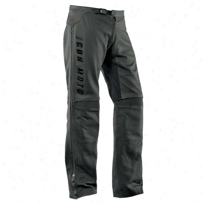 Automag Leather Overpant