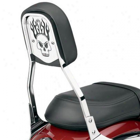 Back Rest Insert For Round Sissy Bar Pad