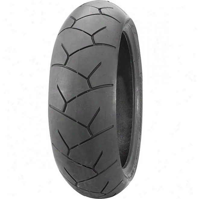 Battlax Bt--012 Rear Tire