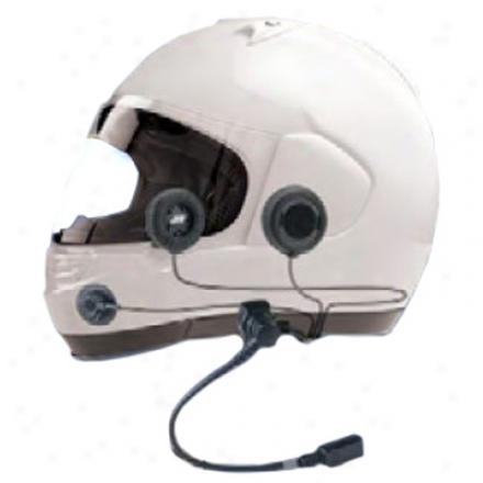 Bcd279 Full-face Helmet Headset