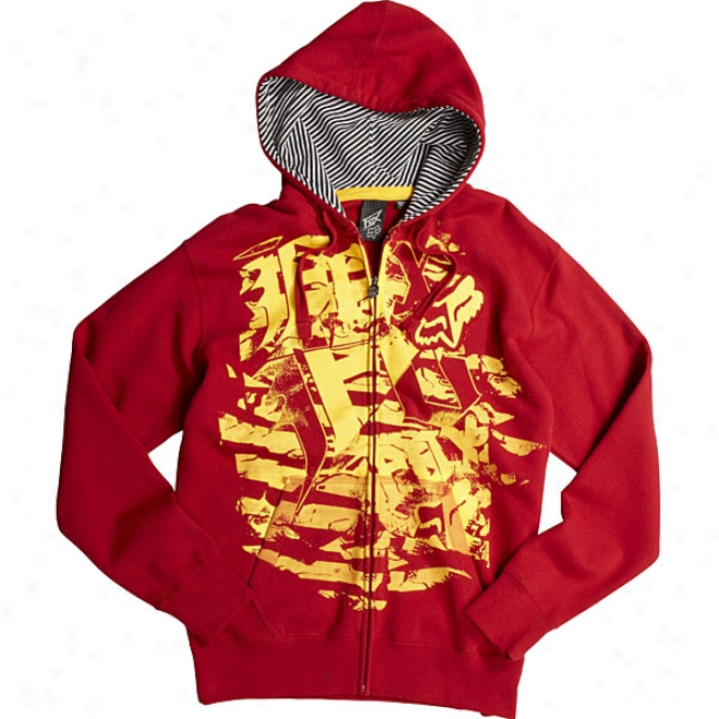 Berlin Zip-up Hoody