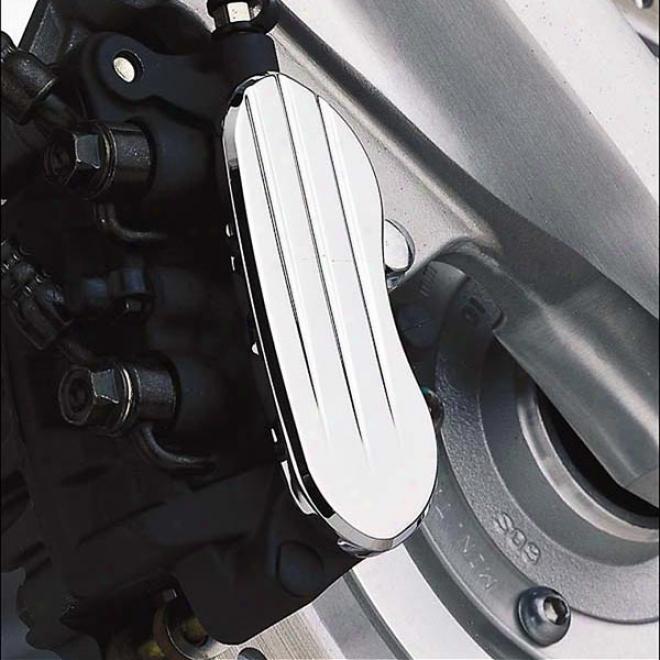 Billet Front Brake Caliper Cap