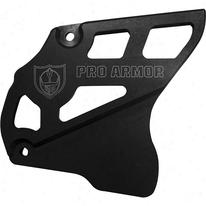 Billet Front Sprocket Cover