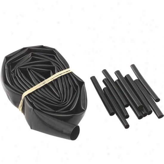 Black Heat Shrink Tubing