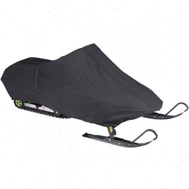 Black Knight Snowmobile Cover