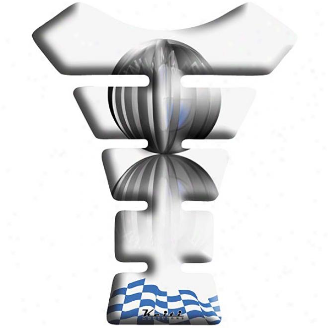 Bmw Logo Tank Pad