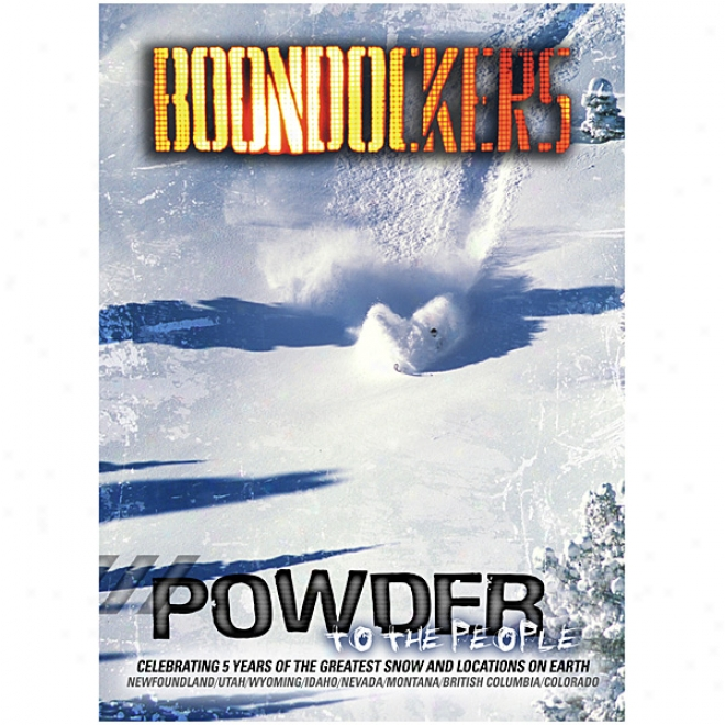 Boondockers Powder To The People Dvd