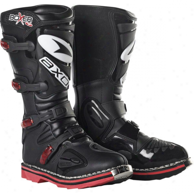 Boxer Supermoto Boots