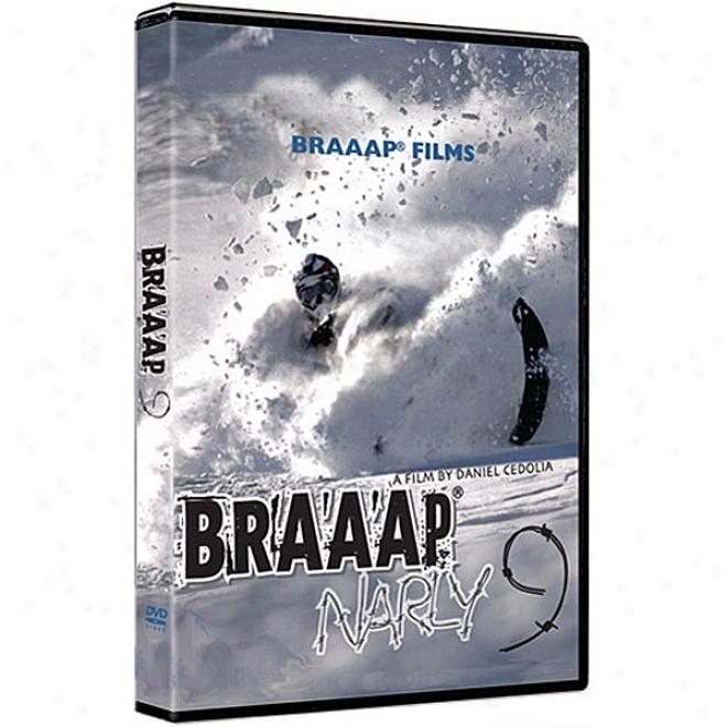 Braaap Narlt 9 Dvd