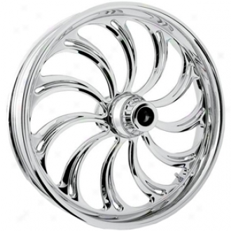 Calypso Chrome Forged Front Wheel