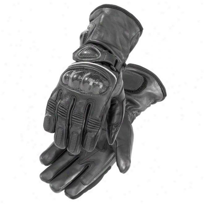 Carbon Heatec Gloves