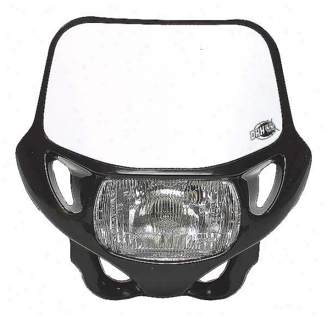 Ce-dot Certified Dhh Headlight