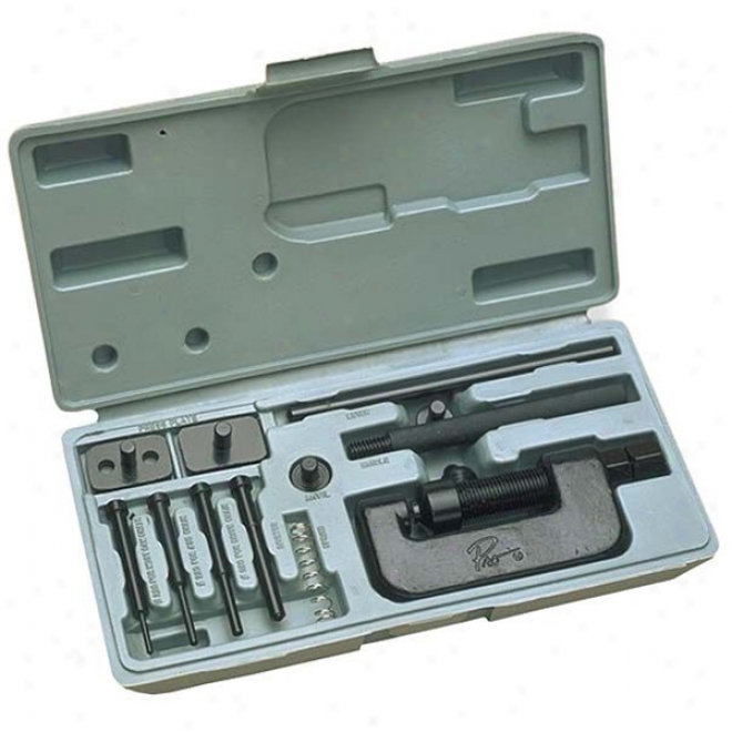 Chain Riveting Tool Kit