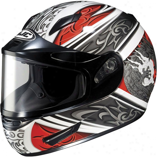 Cl-15 Sn Draco Snow Helmet