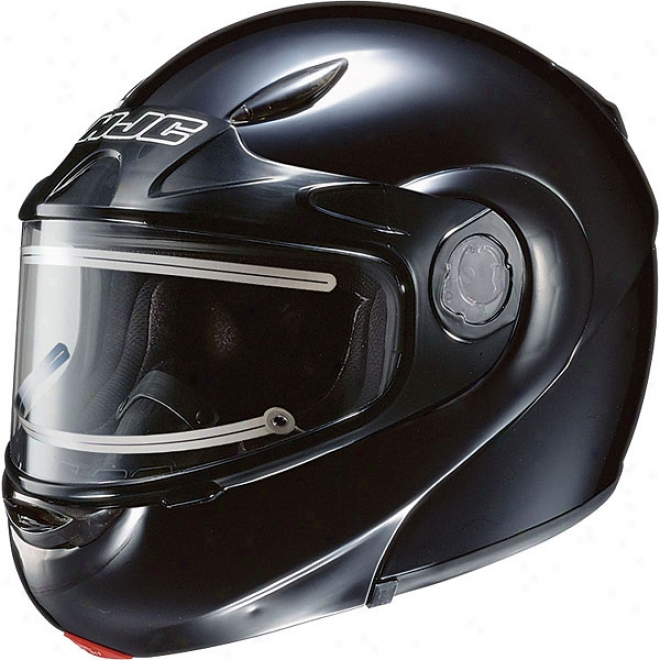Cl-mqx Sn Solid Snow Helmet With Electroc Shield