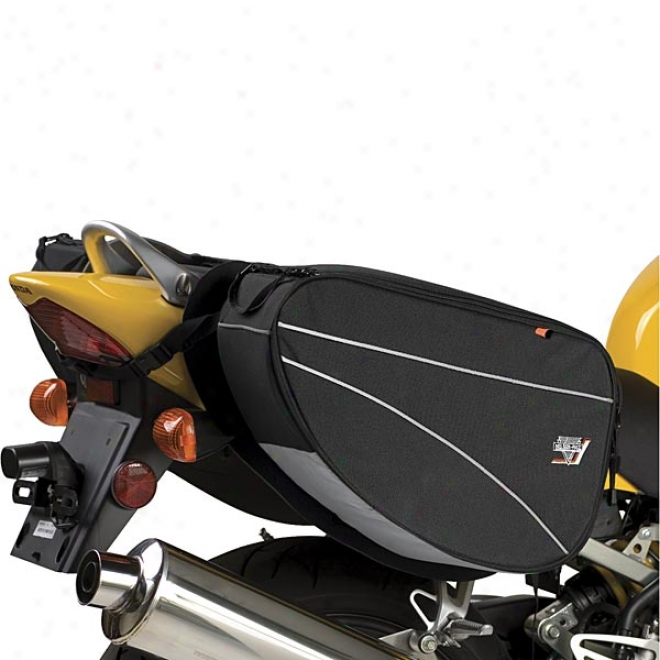 Classic Cl-1000 Standard Saddlebags