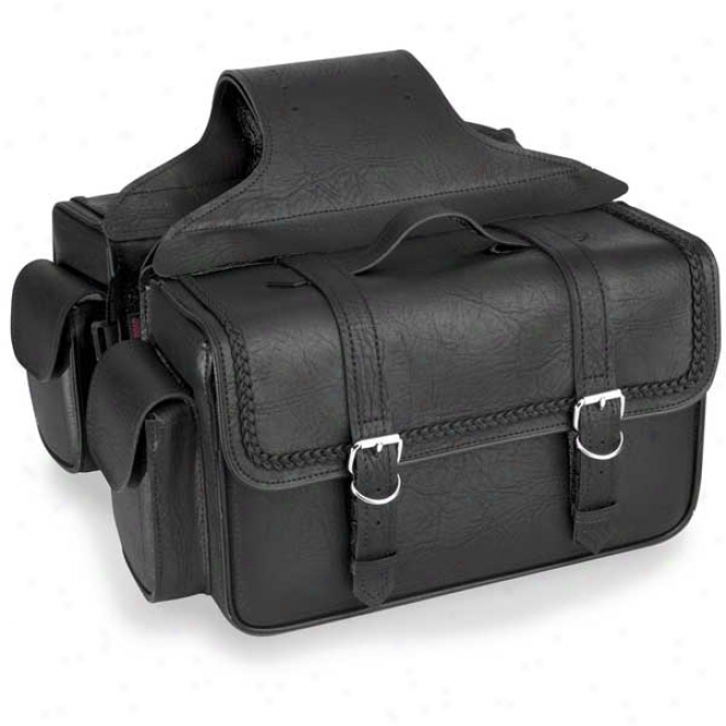 Clasdic Medium Saddlebags