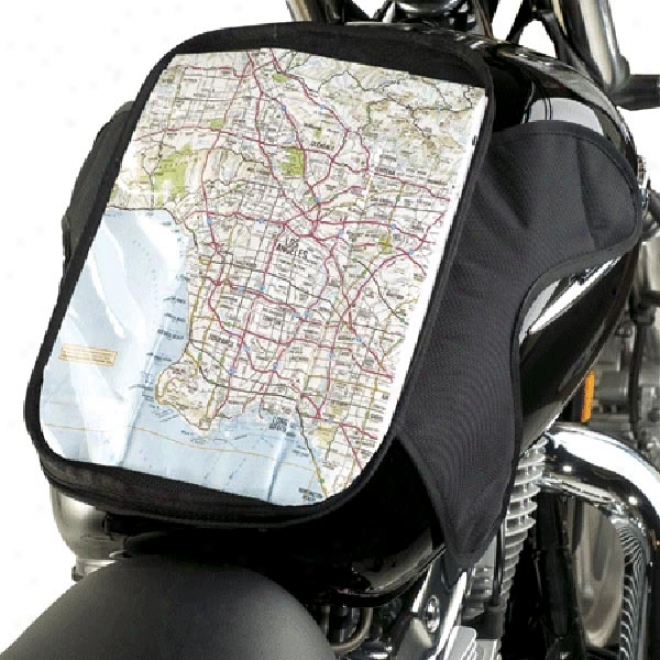 Classic Standard Magnetic Map Pouch