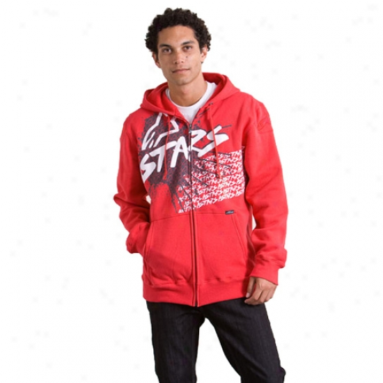 Clear Zip-up Hoody