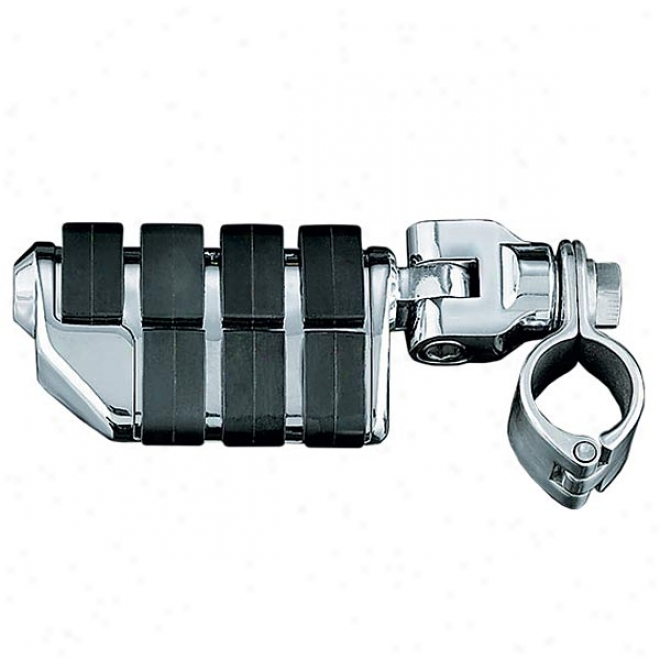 Clevis Mount And Magnum Quick Clamp With Dually Pegs