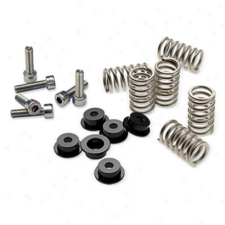 Clutch Springs And Caps Kit