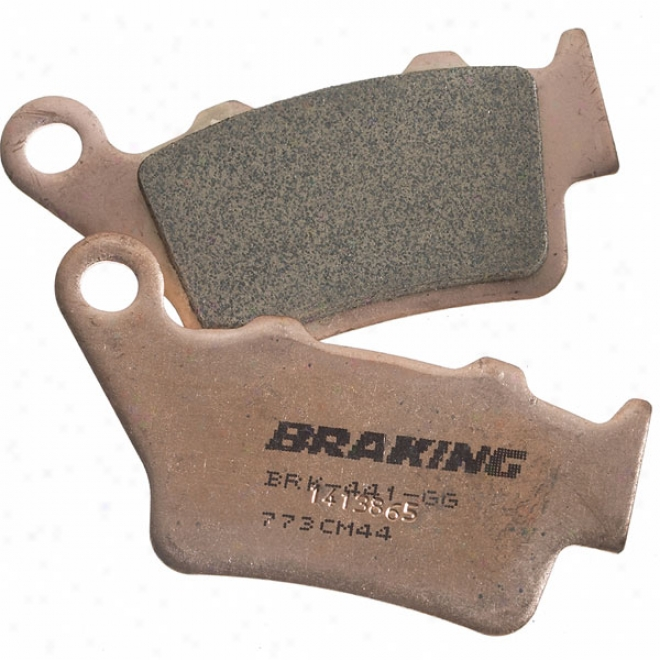 Cm44 Sport Fit with a ~ Brake Pads