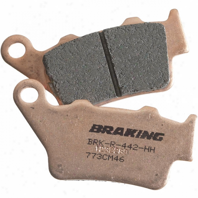 Cm46 Raace Compound Rear Brake Pads