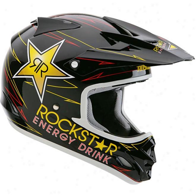 Comet Rockstar Helmet - 2009