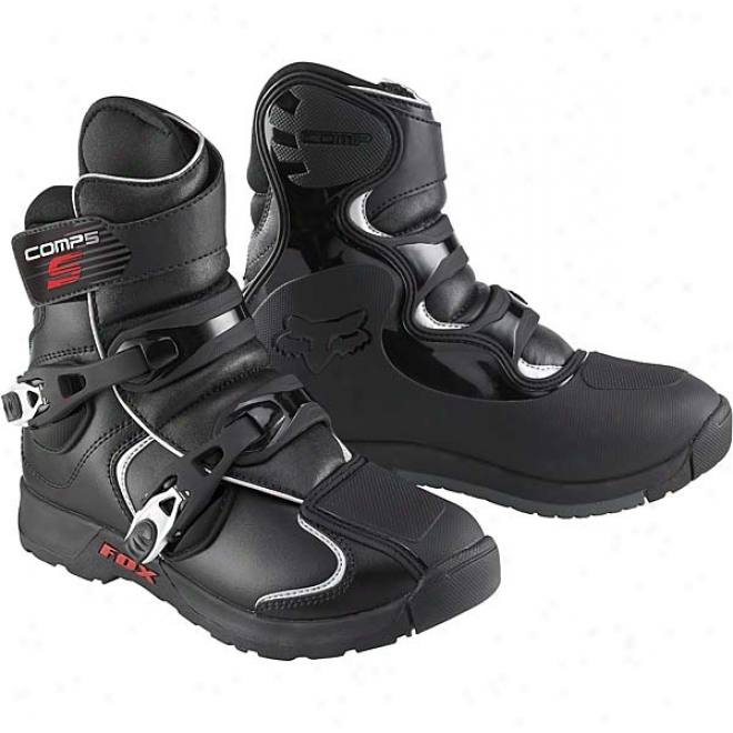 Como 5 Shorty Boots