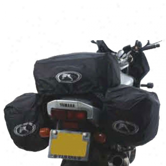 Compact Saddle Bag Rain Covers