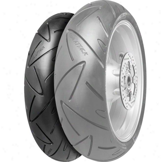 Conti Road Attack Dual Sport Front Tire