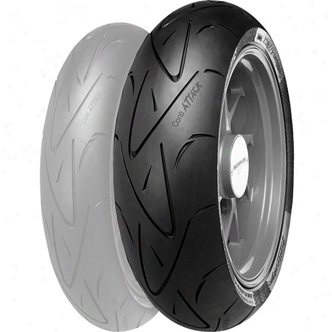 Conti Spot Attack-hypersport Radial Rear Tire