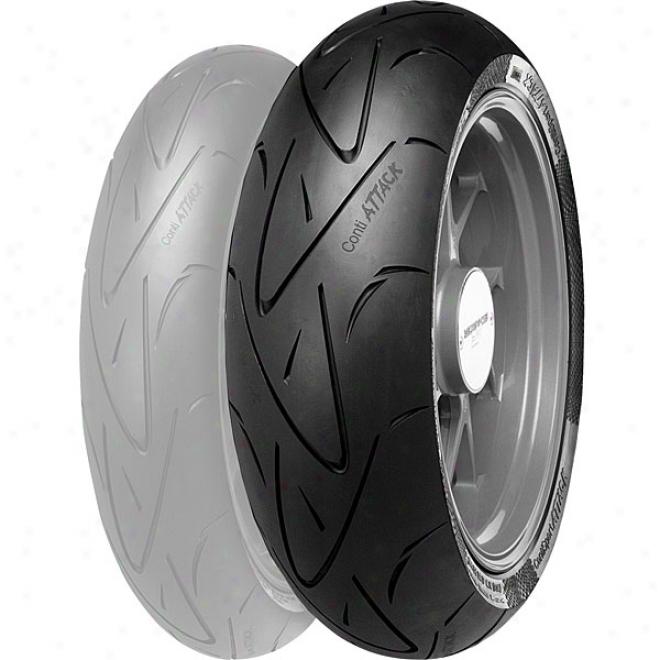 Conti Spot Attack-hypersport Radial Rear Tire
