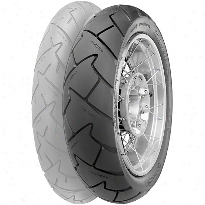 Conti Trail Attack Dual Play Rear Tire