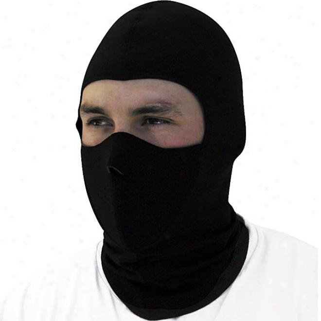 Coolmax Balaclava With Neoprene Mask