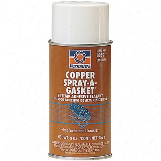 Copper Spray-a-gasket