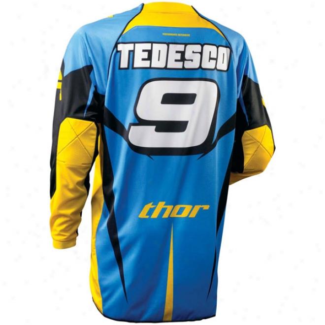 Core Tedesco Replica Jersey - 2008